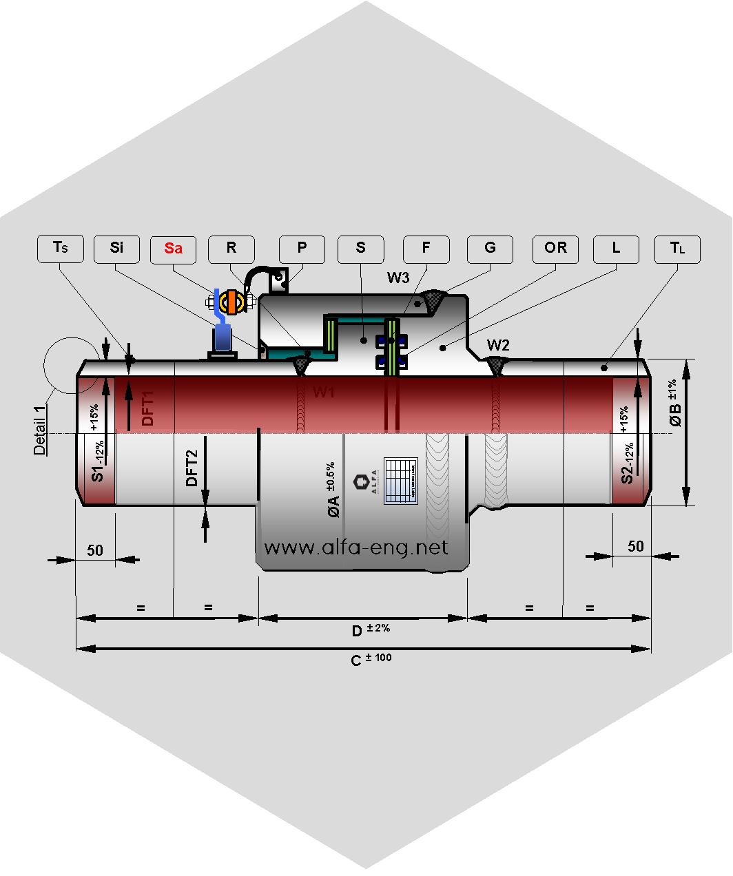 Alfa Engineering Monolithic Isolation Joints Versus Vs